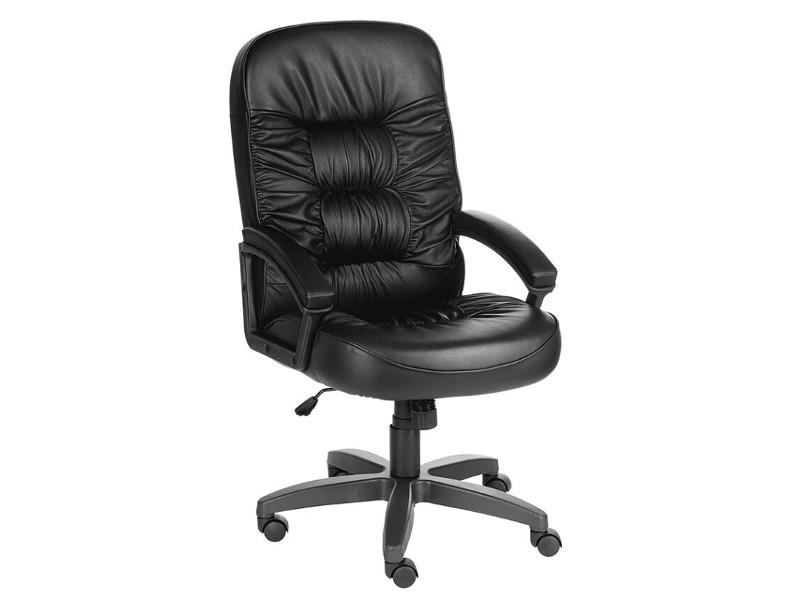 Кресло для руководителя Бруно Ультра Черный
