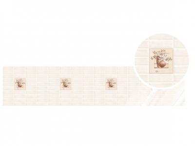 Панель стеновая высокоглянцевая СП 51 Керама Беж Уни 2800х610
