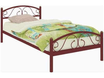 Кровать Вероника Мини Plus красная