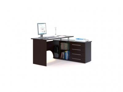 Компьютерный стол Сокол КСТ-109 правый Венге