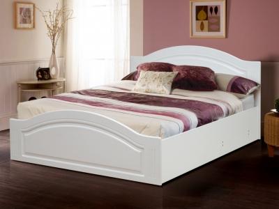 Кровать Матрица МДФ матовый с подъемным механизмом