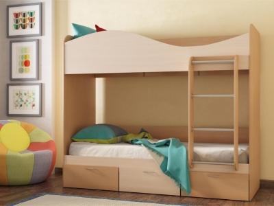 Кровать КР-5 2х ярусная