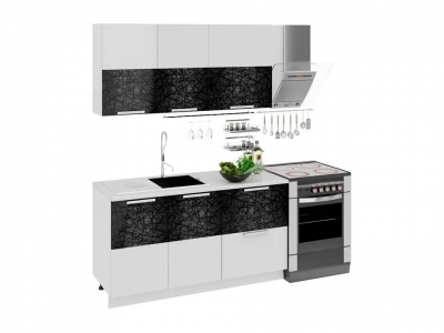 Кухонный гарнитур Фэнтези Лайнс 1,5м