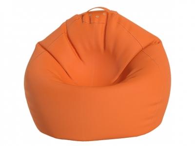 Кресло-мешок Малыш нейлон оранжевый