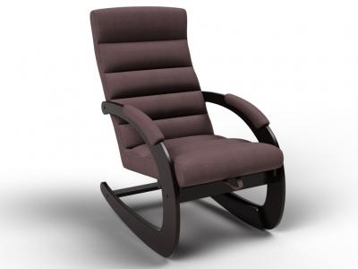 Кресло-качалка Ното кофе с молоком