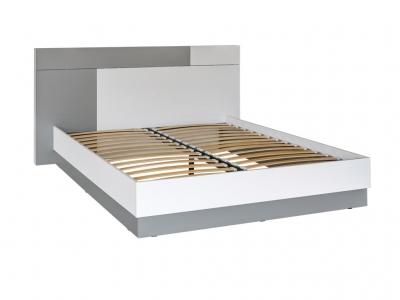 Кровать двойная 01.37 Локи 160 ортопедическое основание