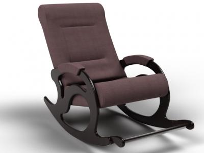 Кресло-качалка Тироль кофе с молоком