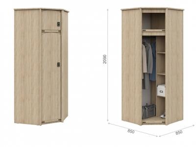Шкаф для детской Валенсия Дуб сонома