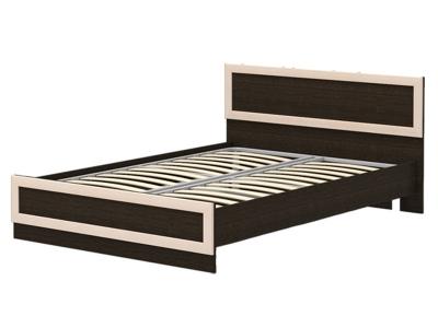 Кровать с ортопедом Верона 502 К 140 2060х1524х853
