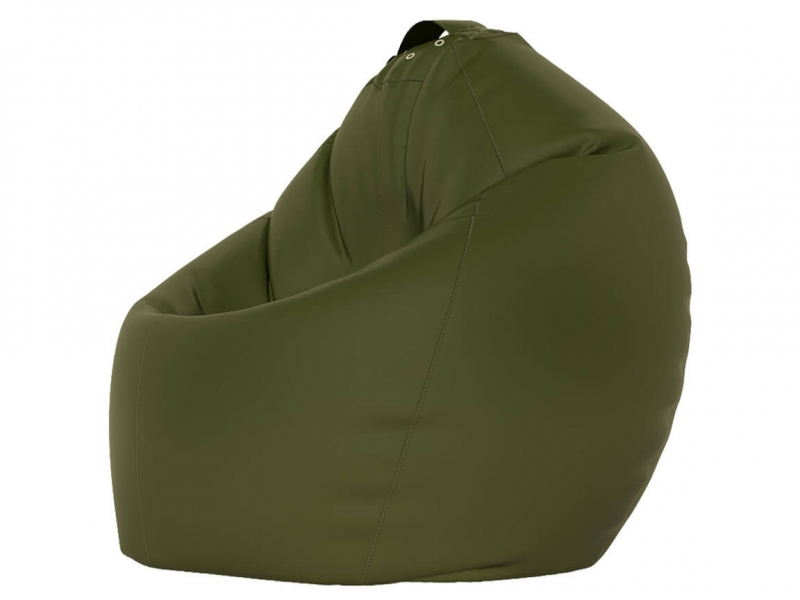 Кресло-мешок XXL нейлон хаки