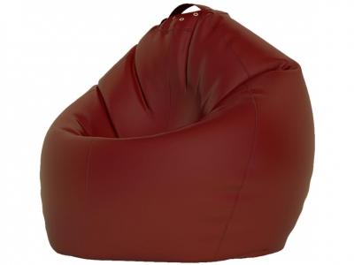 Кресло-мешок XXXL нейлон бордовый