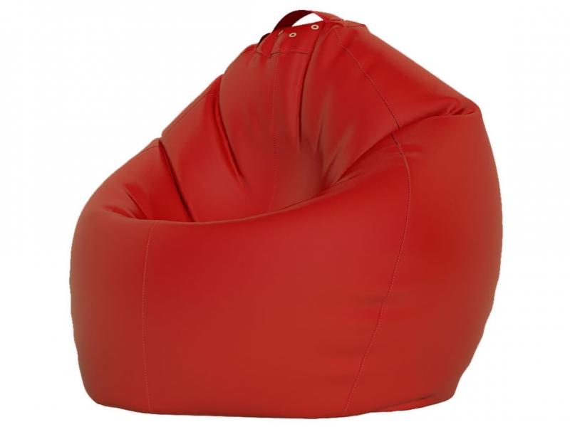 Кресло-мешок XXXL нейлон красный